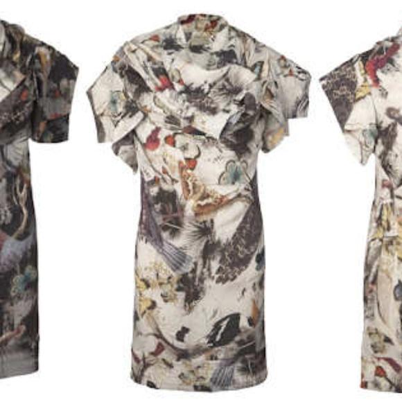 All Saints Dresses & Skirts - All Saints Spring Forest Nami Dress